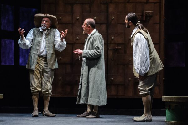 spettacolo teatrale al Teatro della Concordia